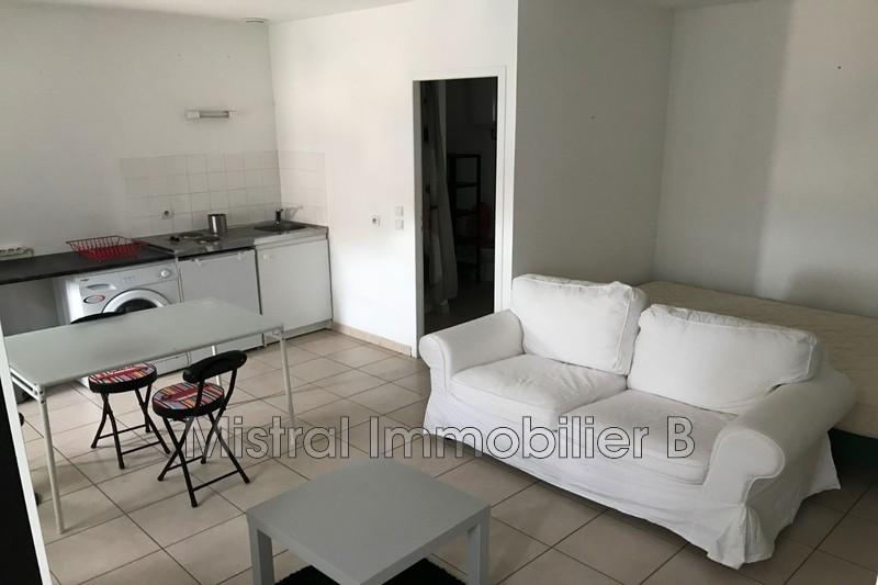 Photo Appartement Bagnols-sur-Cèze Gard rhodanien,  Location appartement  1 pièce   30m²