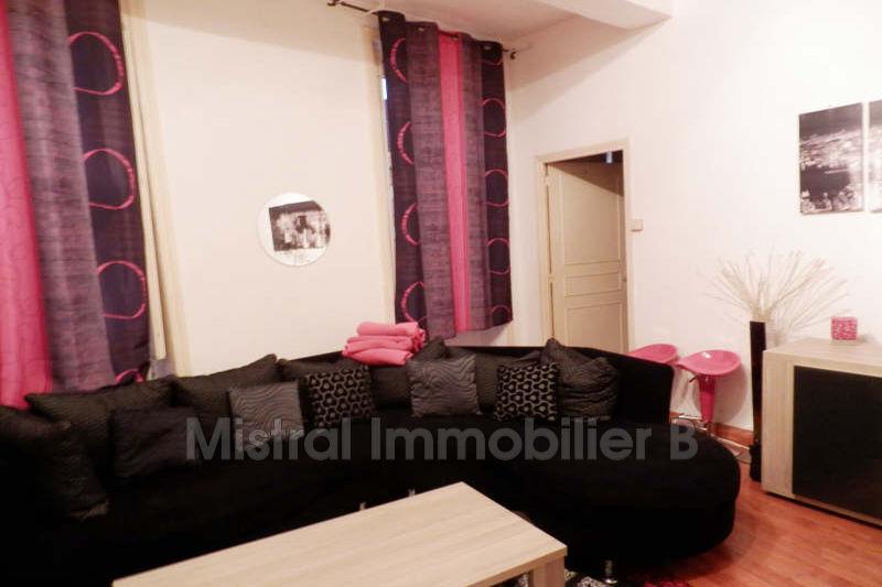 Photo Appartement Bagnols-sur-Cèze Gard rhodanien,  Location appartement  2 pièces   48m²