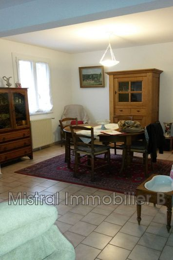 Photo Appartement Bagnols-sur-Cèze Gard rhodanien,  Location appartement  3 pièces   74m²