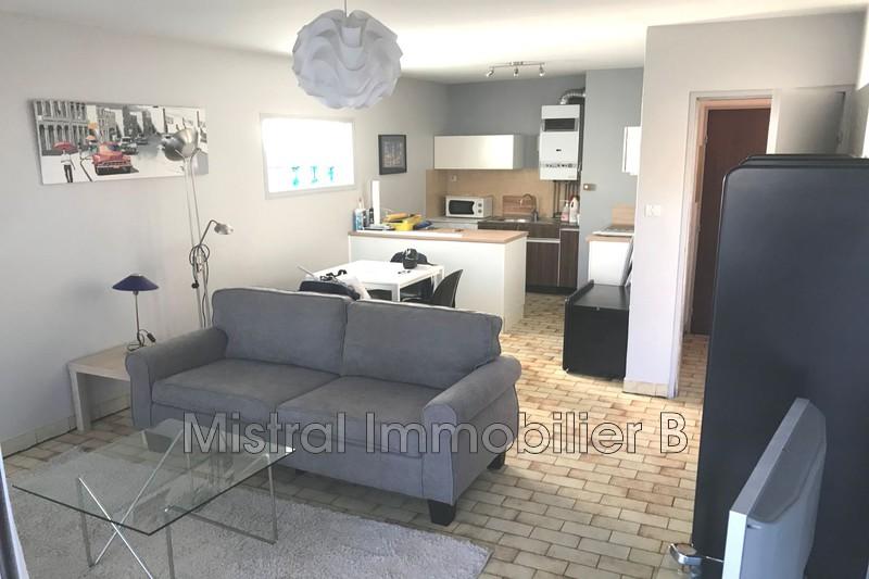 Photo Appartement Bagnols-sur-Cèze Gard rhodanien,  Location appartement  2 pièces   45m²