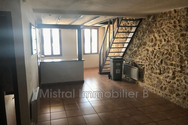 Photo Appartement Saint-Etienne-des-Sorts Vallée de la cèze,  Location appartement  2 pièces   50m²