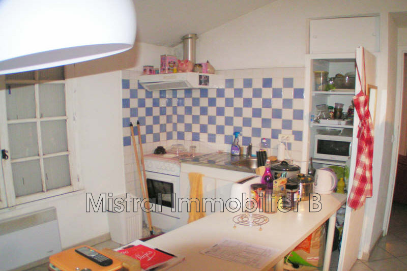 Photo n°2 - Location appartement Goudargues 30630 - 365 €