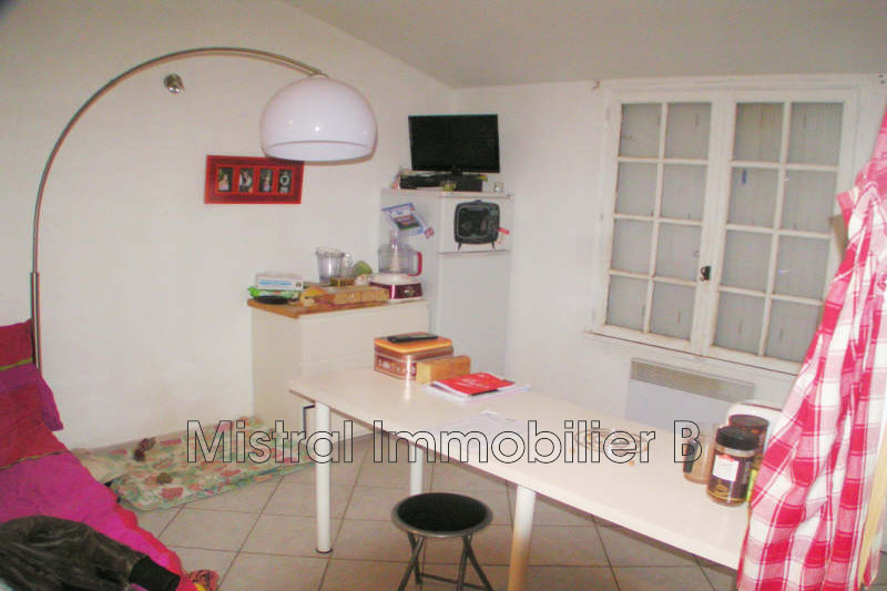 Photo Appartement Goudargues Vallée de la cèze,  Location appartement  2 pièces   27 m²