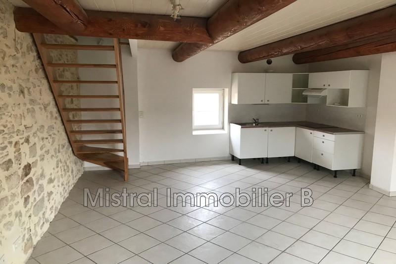 Photo Appartement Bagnols-sur-Cèze Gard rhodanien,  Location appartement  4 pièces   85m²
