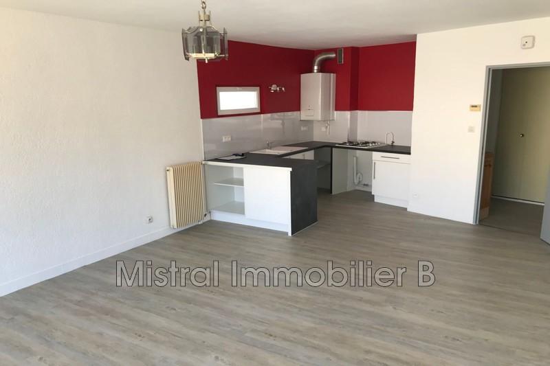 Photo Appartement Bagnols-sur-Cèze Gard rhodanien,  Location appartement  2 pièces   49m²