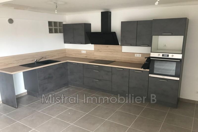 Photo Appartement Bagnols-sur-Cèze Gard rhodanien,  Location appartement  4 pièces   70m²