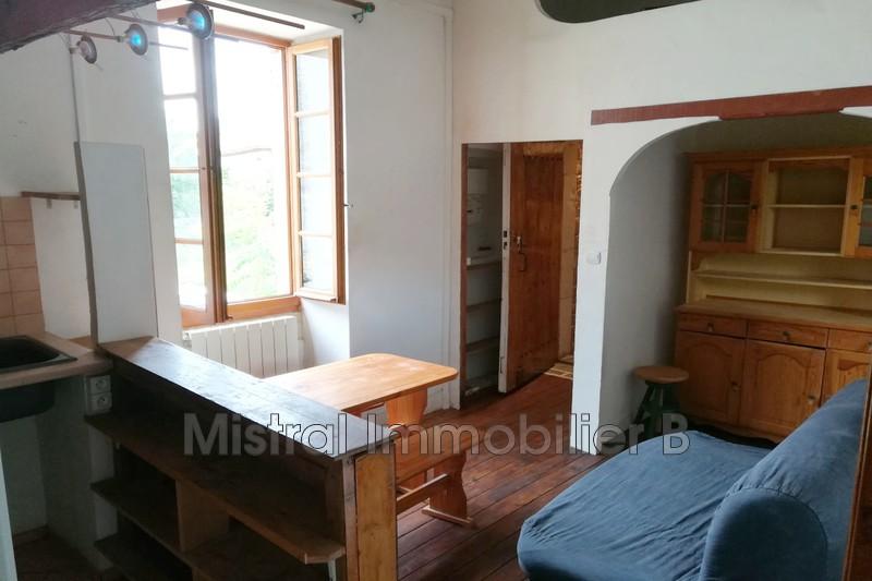 Photo Appartement Bagnols-sur-Cèze Gard rhodanien,  Location appartement  2 pièces   27m²