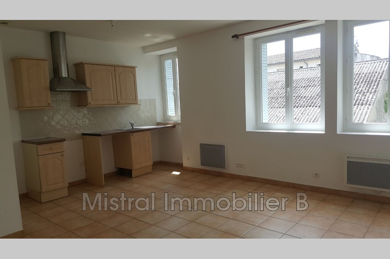 Photo Appartement Goudargues Gard rhodanien,  Location appartement  2 pièces   32m²