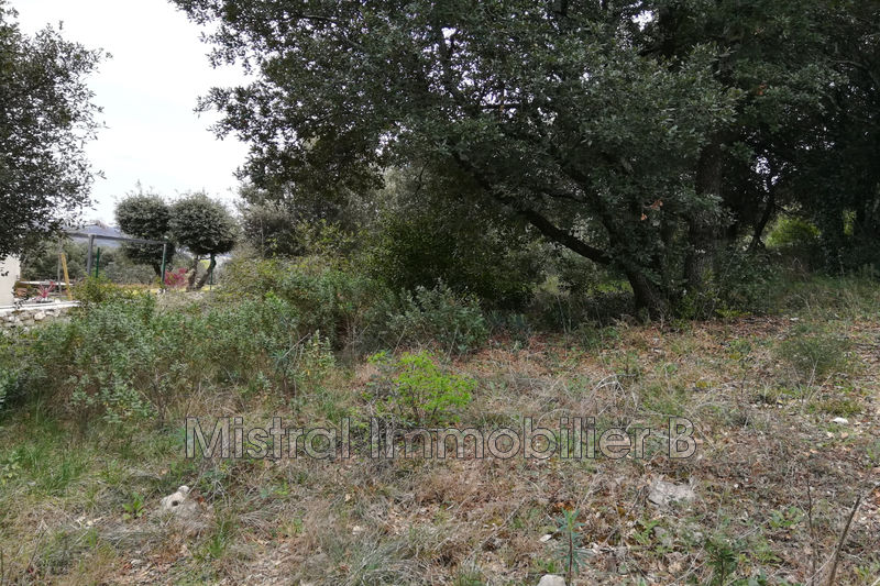 Photo n°2 - Vente terrain Verfeuil 30630 - 105 000 €