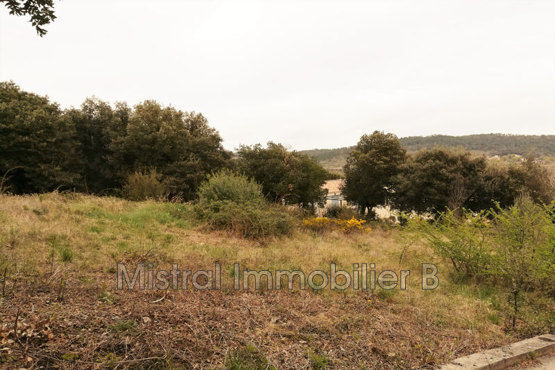 Photo n°1 - Vente terrain Verfeuil 30630 - 105 000 €