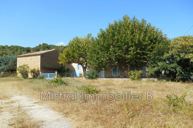 Photo n°1 - Vente Maison mas Tresques 30330 - 276 000 €