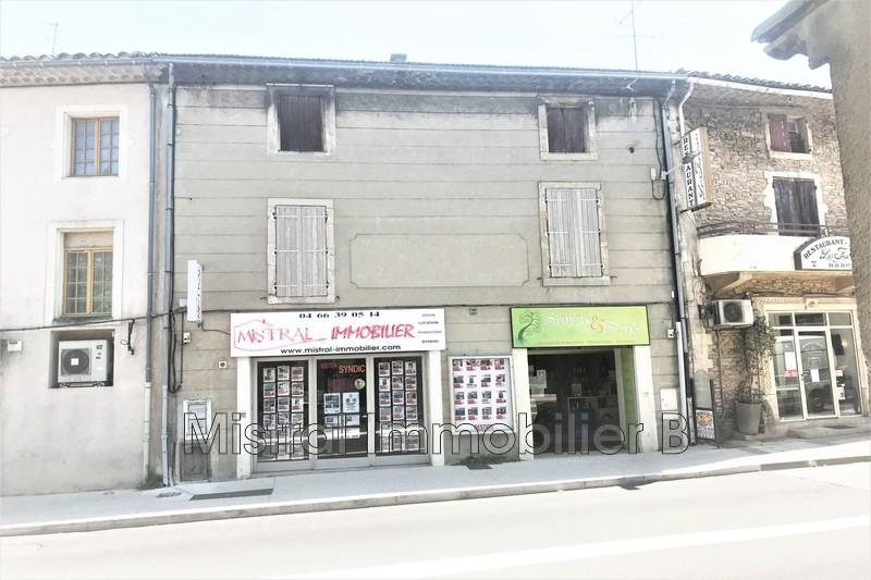 Photo Immeuble Bagnols-sur-Cèze Gard rhodanien,   achat immeuble   340m²