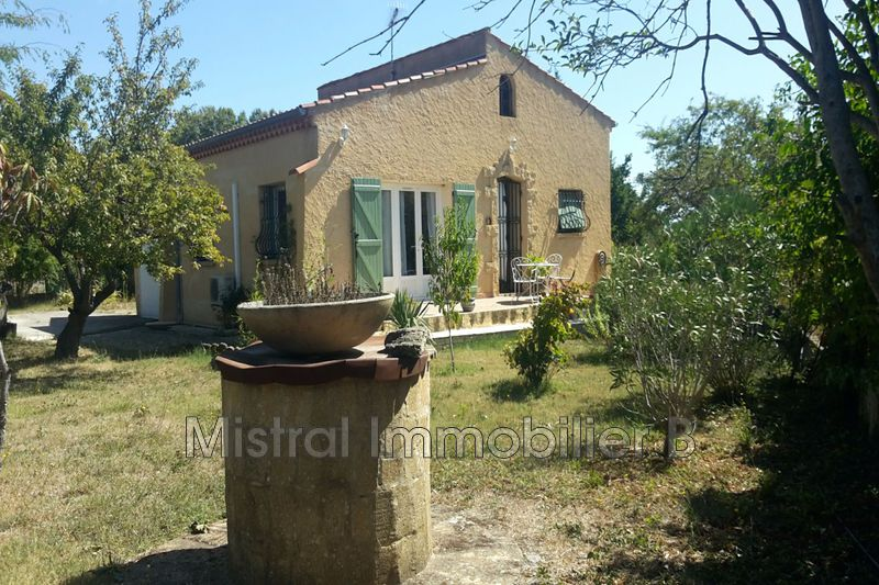 Photo Villa Bagnols-sur-Cèze Vallée de la cèze,   achat villa  3 chambres   57m²