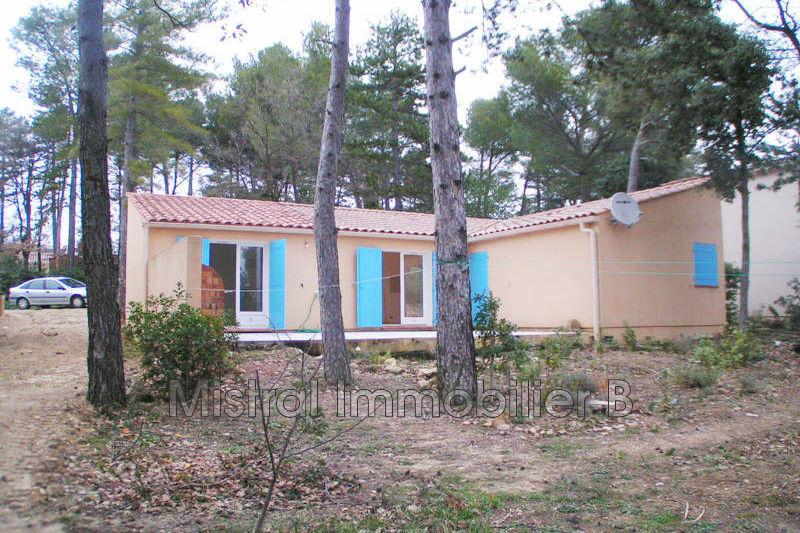 Photo Villa Connaux Val de tave,   achat villa  2 chambres   58m²