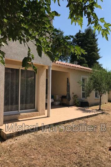 Photo Villa Bagnols-sur-Cèze Gard rhodanien,   achat villa  3 chambres   124m²