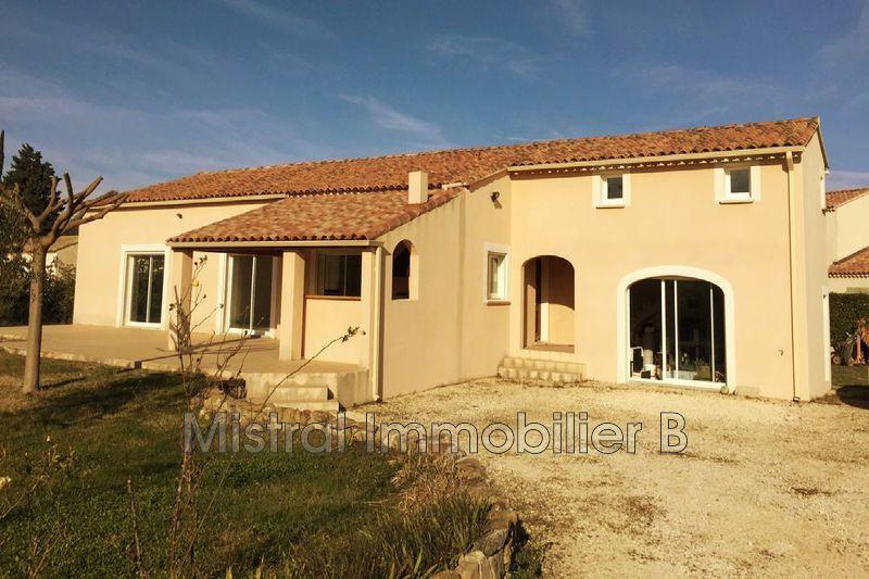 Photo Villa Connaux Gard rhodanien,   achat villa  4 chambres   155m²