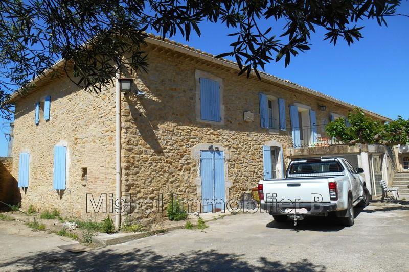 Photo Mas Sabran Vallée de la cèze,   to buy mas  4 bedroom   237m²