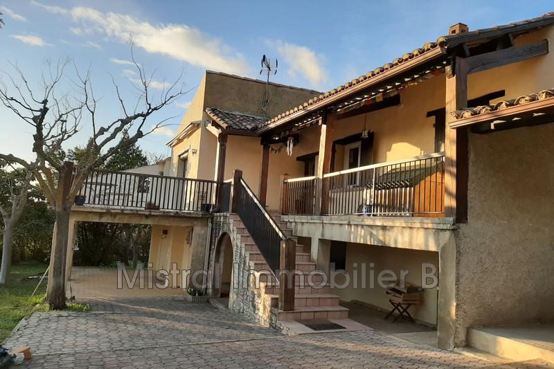 Photo Maison Vénéjan   achat maison  4 chambres   184m²