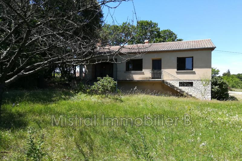 Photo Propriété Orsan Gard rhodanien,   achat propriété  4 chambres   110m²