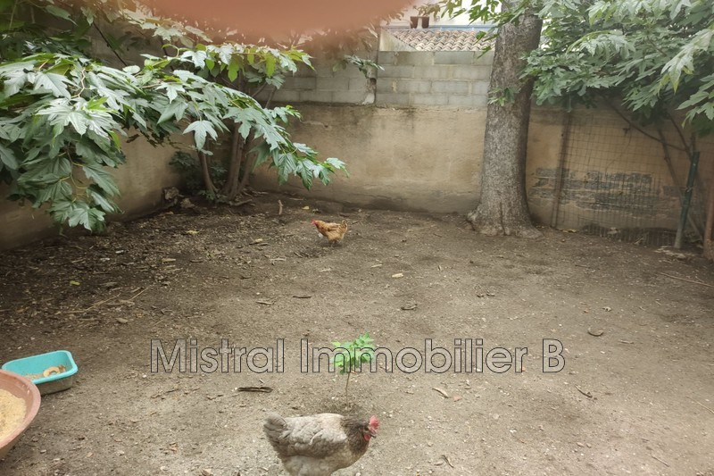 Photo n°4 - Vente maison de ville Bagnols-sur-Cèze 30200 - 231 000 €