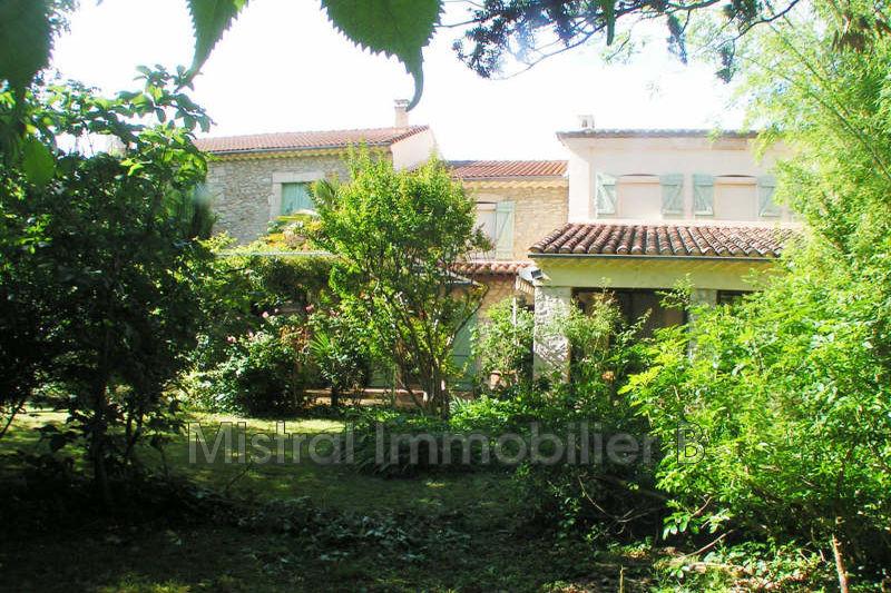 Photo Maison bourgeoise Bagnols-sur-Cèze Gard rhodanien,   achat maison bourgeoise  4 chambres   250m²