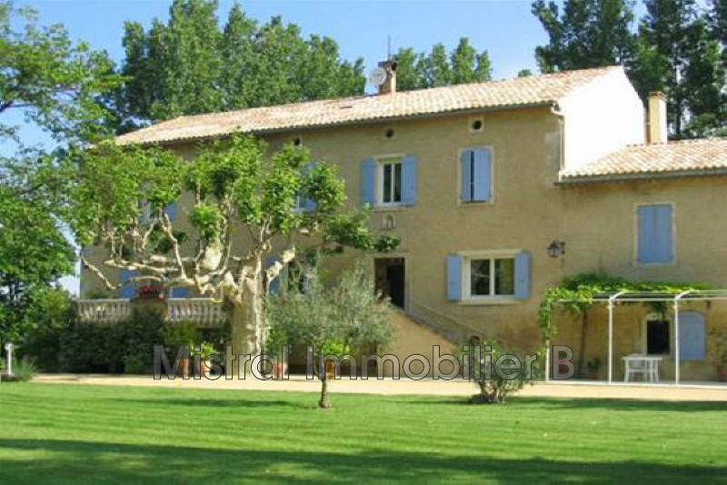 Photo Mas Lapalud Nord vaucluse,   achat mas  8 chambres   550m²