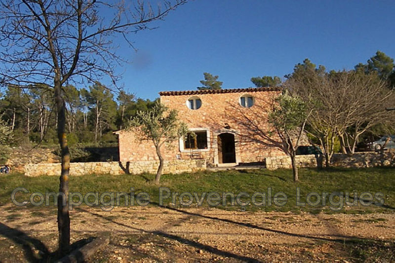 Photo Provencal Cotignac 5 km du village,   to buy provencal  4 bedroom   130 m²