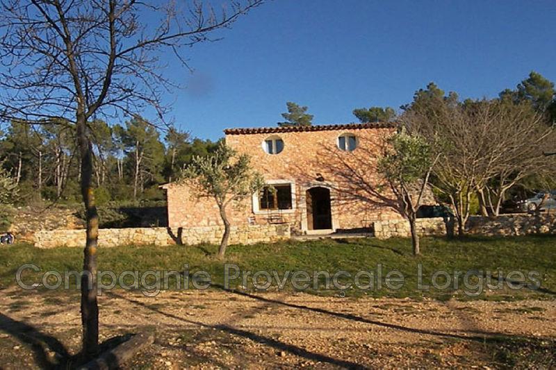 Photo Provencal Cotignac 5 km du village,   to buy provencal  4 bedroom   130m²