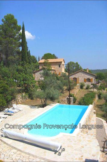 Photo n°4 - Vente Maison propriété Lorgues 83510 - 850 000 €