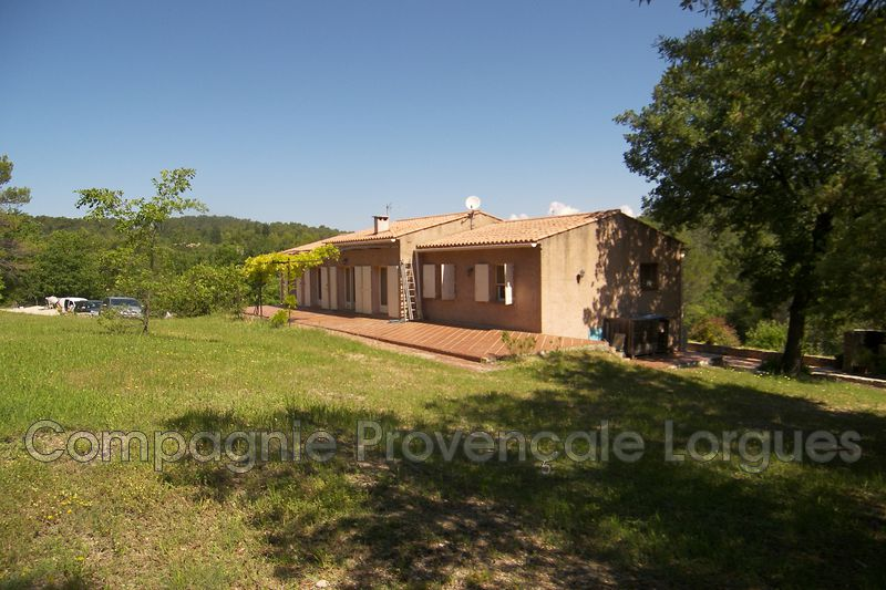Photo n°13 - Vente Maison villa Lorgues 83510 - 580 000 €