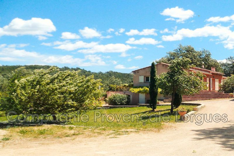 Photo n°1 - Vente Maison villa Lorgues 83510 - 580 000 €