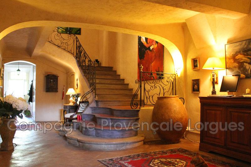 Photo n°8 - Vente Maison propriété Lorgues 83510 - 1 945 000 €