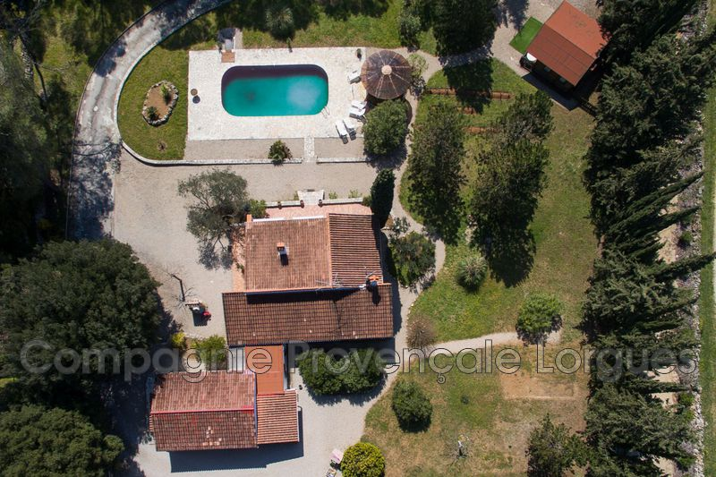 Photo Villa Lorgues A 2 kms du centre,   to buy villa  6 bedroom   160 m²