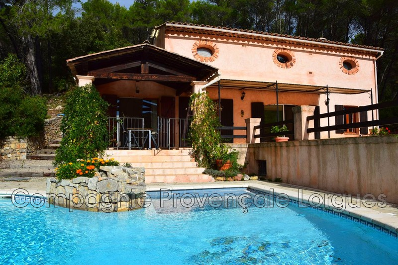 Photo Villa Lorgues Proche village,   to buy villa  4 bedroom   140 m²