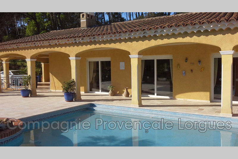 Photo Villa Lorgues   to buy villa  3 bedroom   190 m²