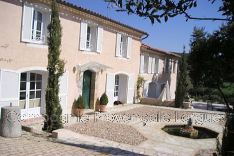Photo n°3 - Vente Maison demeure de prestige Lorgues 83510 - 890 000 €