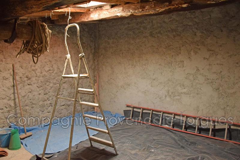Photo n°3 - Vente maison de village Lorgues 83510 - 79 500 €