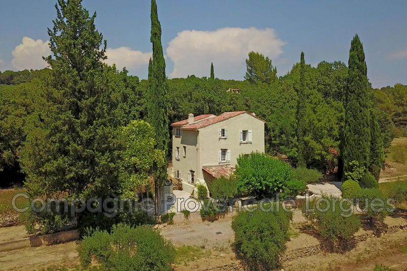 Photo Bastide Lorgues   to buy bastide  5 bedroom   165 m²