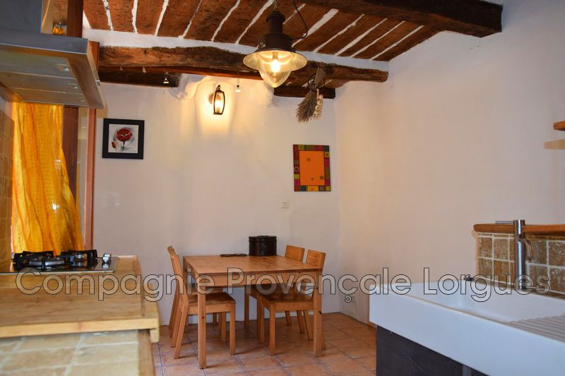 Photo n°5 - Vente maison de village Lorgues 83510 - 136 500 €