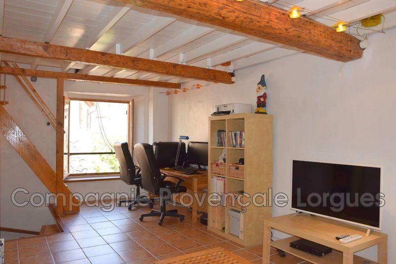 Photo n°2 - Vente maison de village Lorgues 83510 - 136 500 €