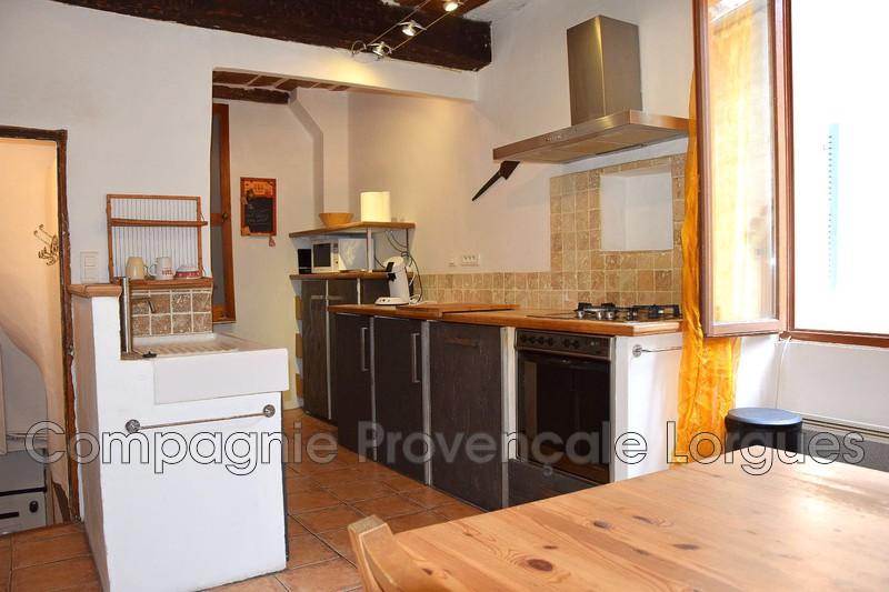 Photo n°7 - Vente maison de village Lorgues 83510 - 136 500 €