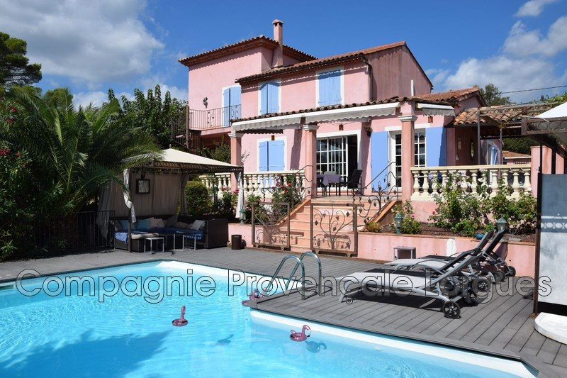 Photo n°1 - Vente Maison villa Lorgues 83510 - 568 000 €