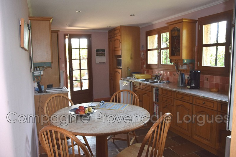 Photo n°10 - Vente Maison villa Salernes 83690 - 495 000 €