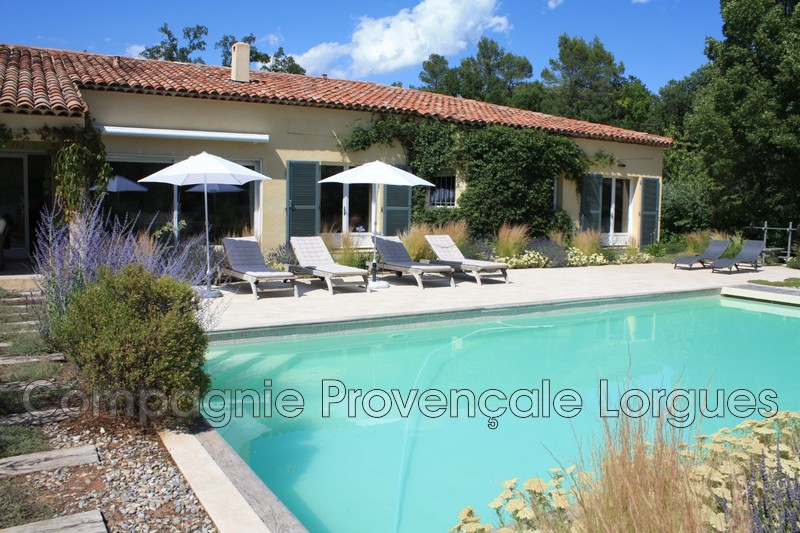 Photo n°1 - Vente Maison villa Lorgues 83510 - 680 000 €