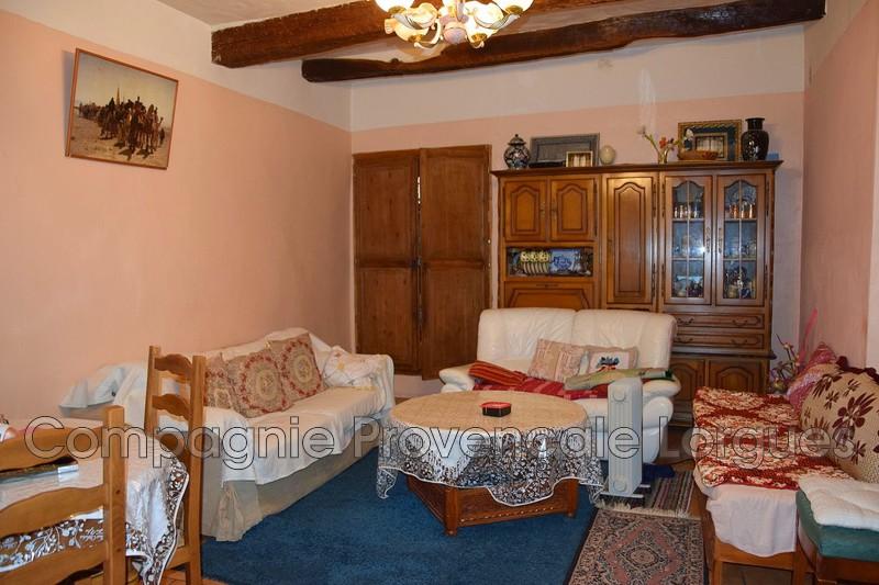 Photo n°3 - Vente maison de village Lorgues 83510 - 170 000 €