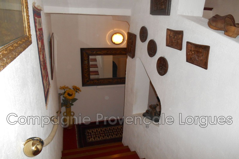 Photo n°14 - Vente maison de village Lorgues 83510 - 395 000 €
