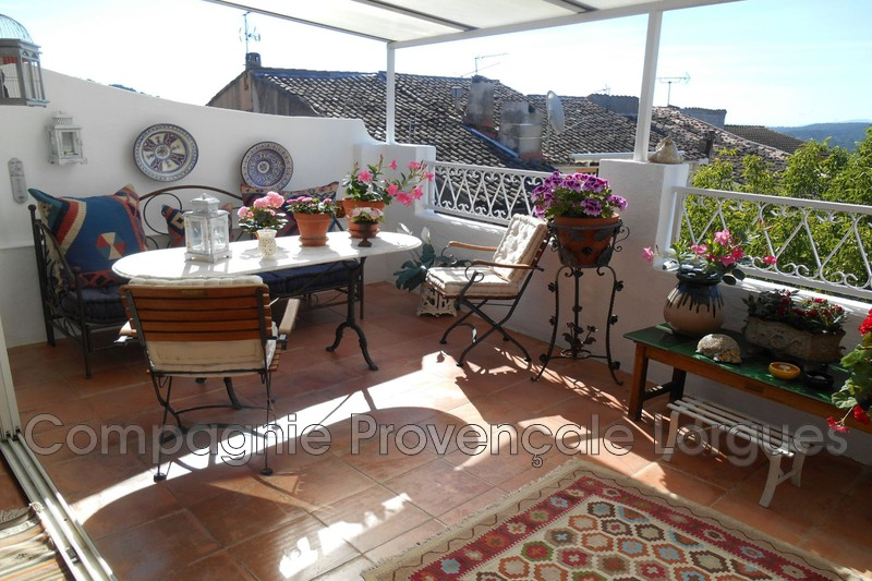 Photo n°10 - Vente maison de village Lorgues 83510 - 395 000 €
