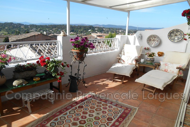 Photo n°9 - Vente maison de village Lorgues 83510 - 395 000 €