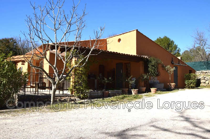 Photo n°3 - Vente Maison villa Lorgues 83510 - 470 000 €