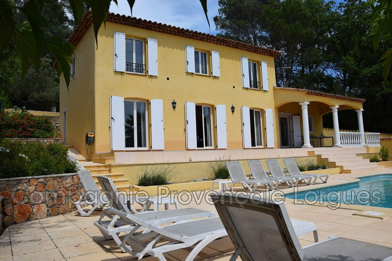 Photo n°1 - Vente Maison villa Lorgues 83510 - 545 000 €